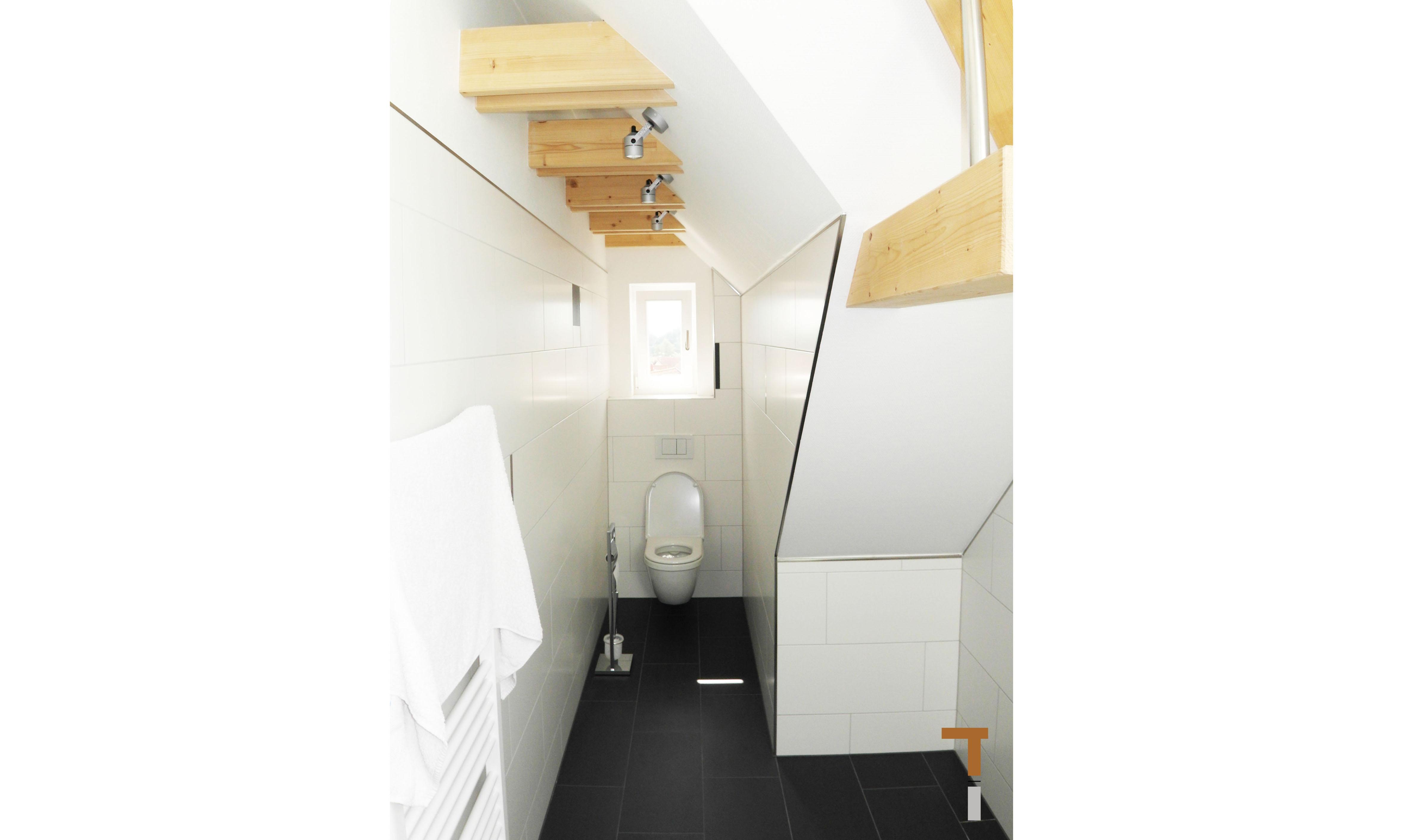 Dachgeschoss / Bad
